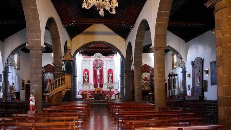 Kirche San Ginés