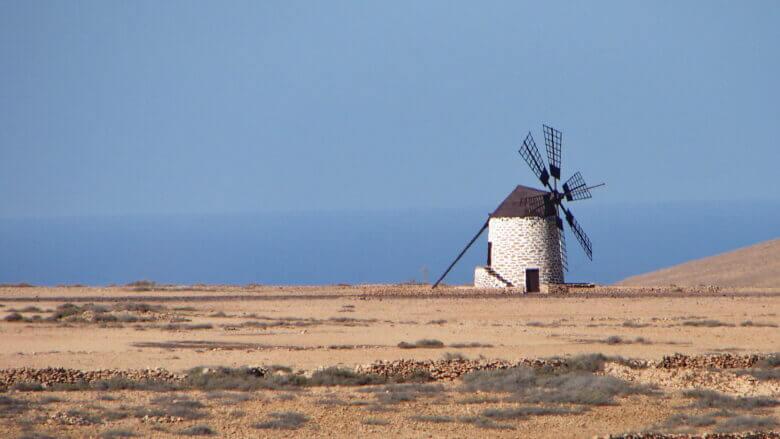 Mühlentour auf Fuerteventura