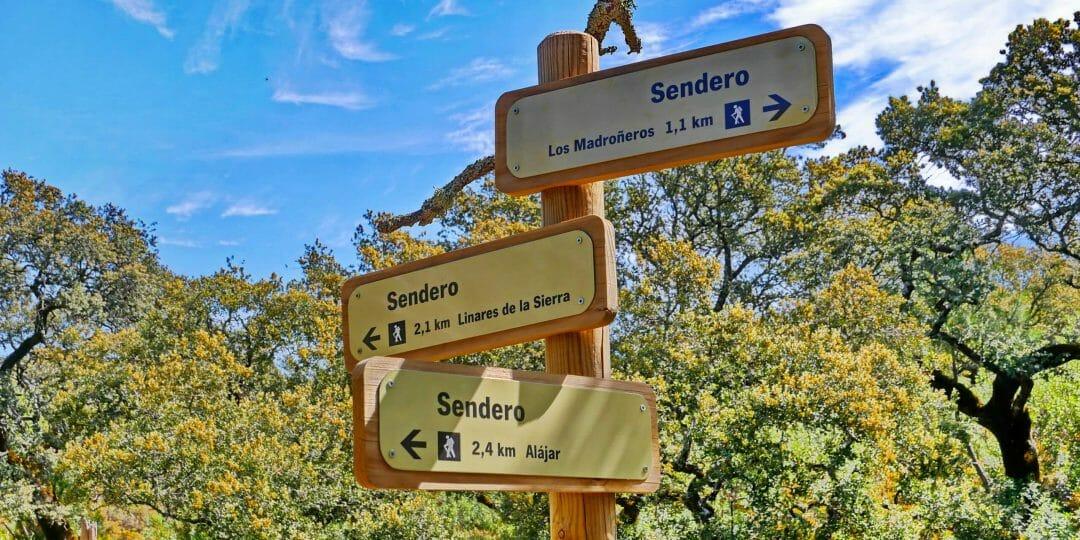 Naturpark Sierra de Aracena (Huelva/Andalusien)