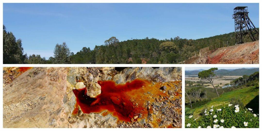 Minas de Riotinto Bilder