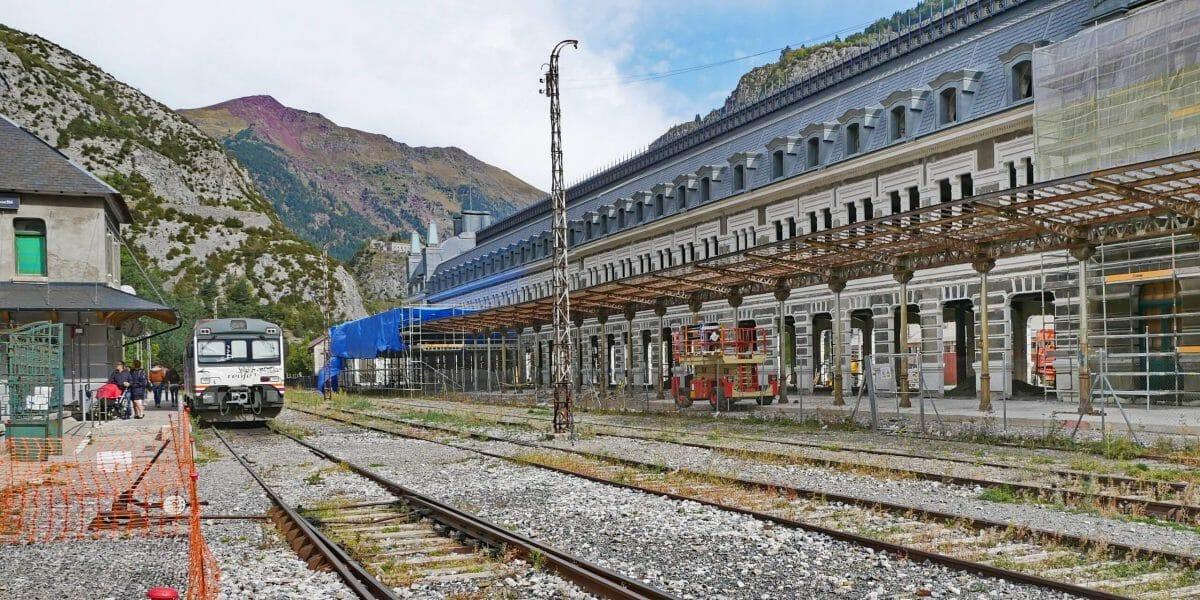 Canfranc (Pyrenäen)