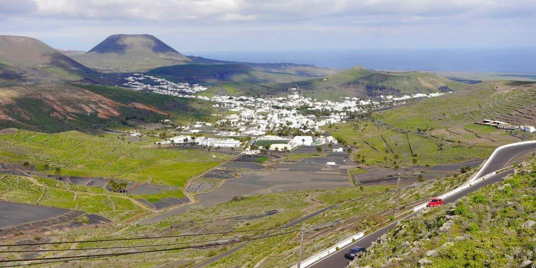Haría (Lanzarote)