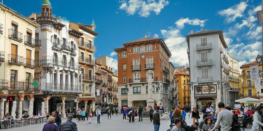 Teruel Wegweiser